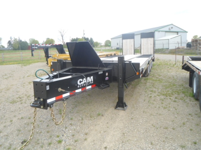 2016 CAM Superline 25 Ton  - With Air Ramps