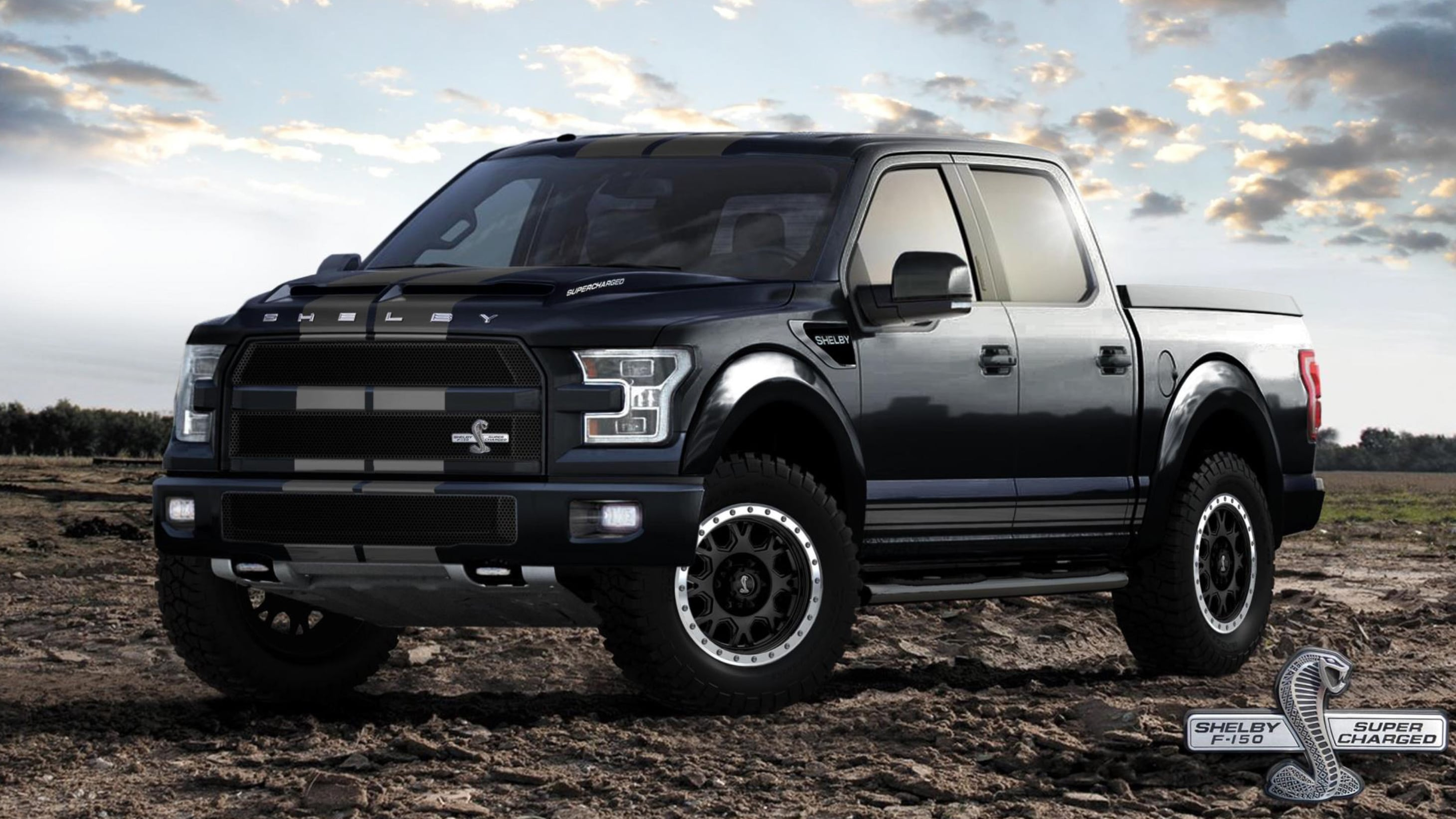 Shelby F 150 Performance Custom Trucks Benna Ford