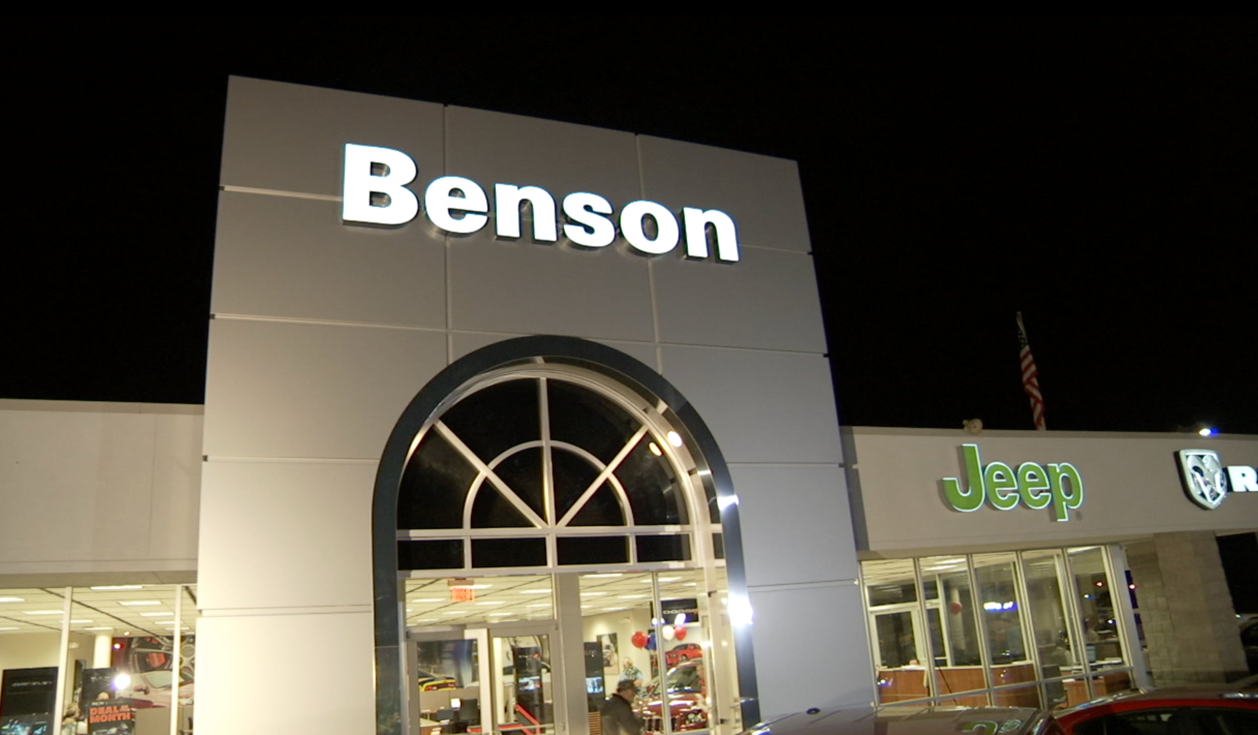 Used Cars Greenville Nc >> About Benson Chrysler Jeep Dodge   New Chrysler Jeep Dodge ...