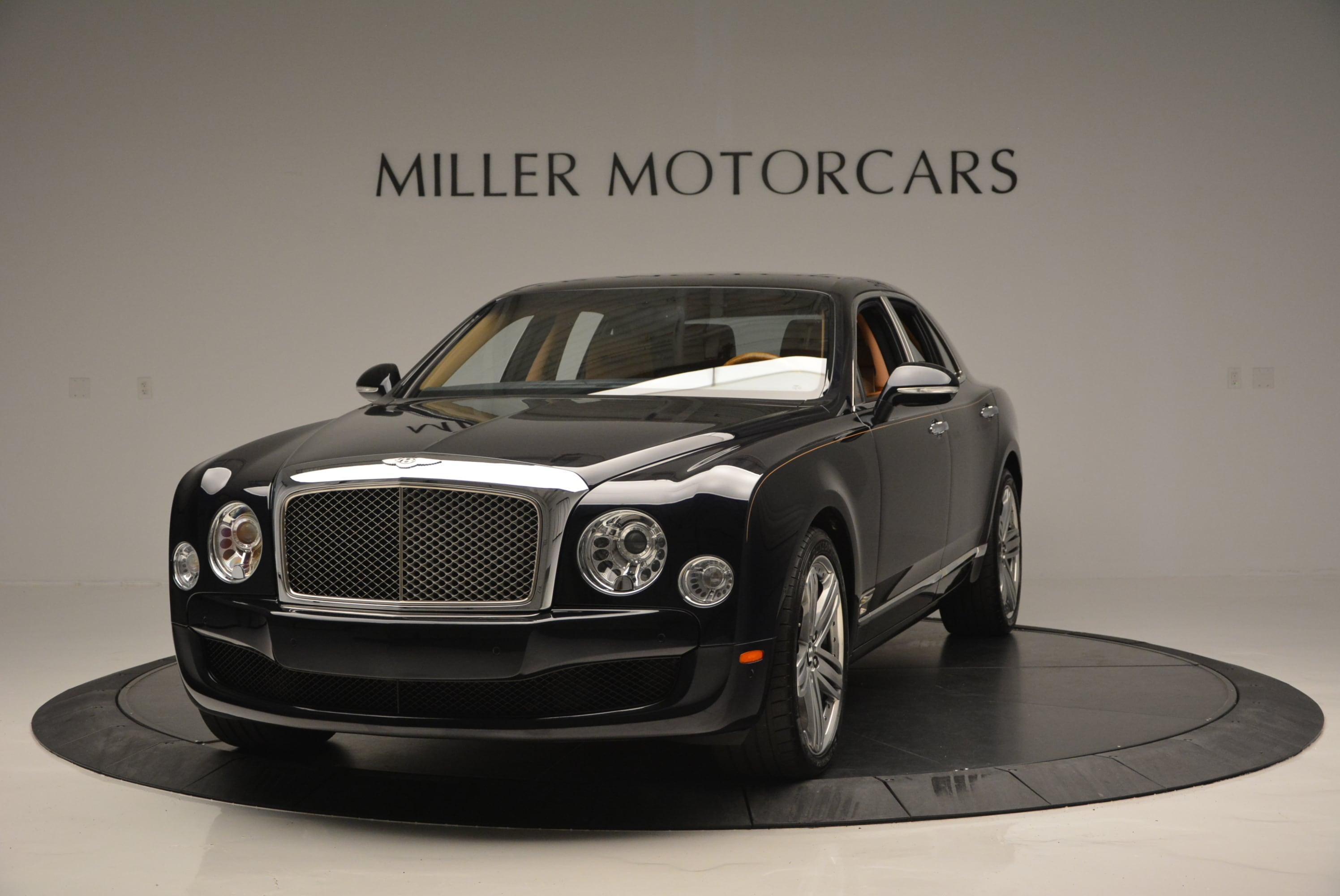 2013 Bentley Mulsanne Le Mans Edition- Number 1 of 48 Sedan