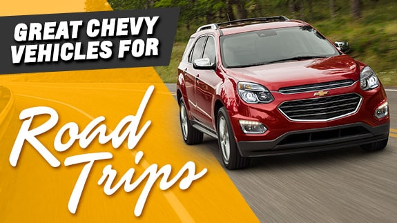 Best Chevy Models for Road Trips
