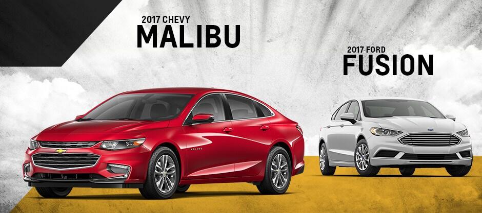 Malibu vs. Fusion