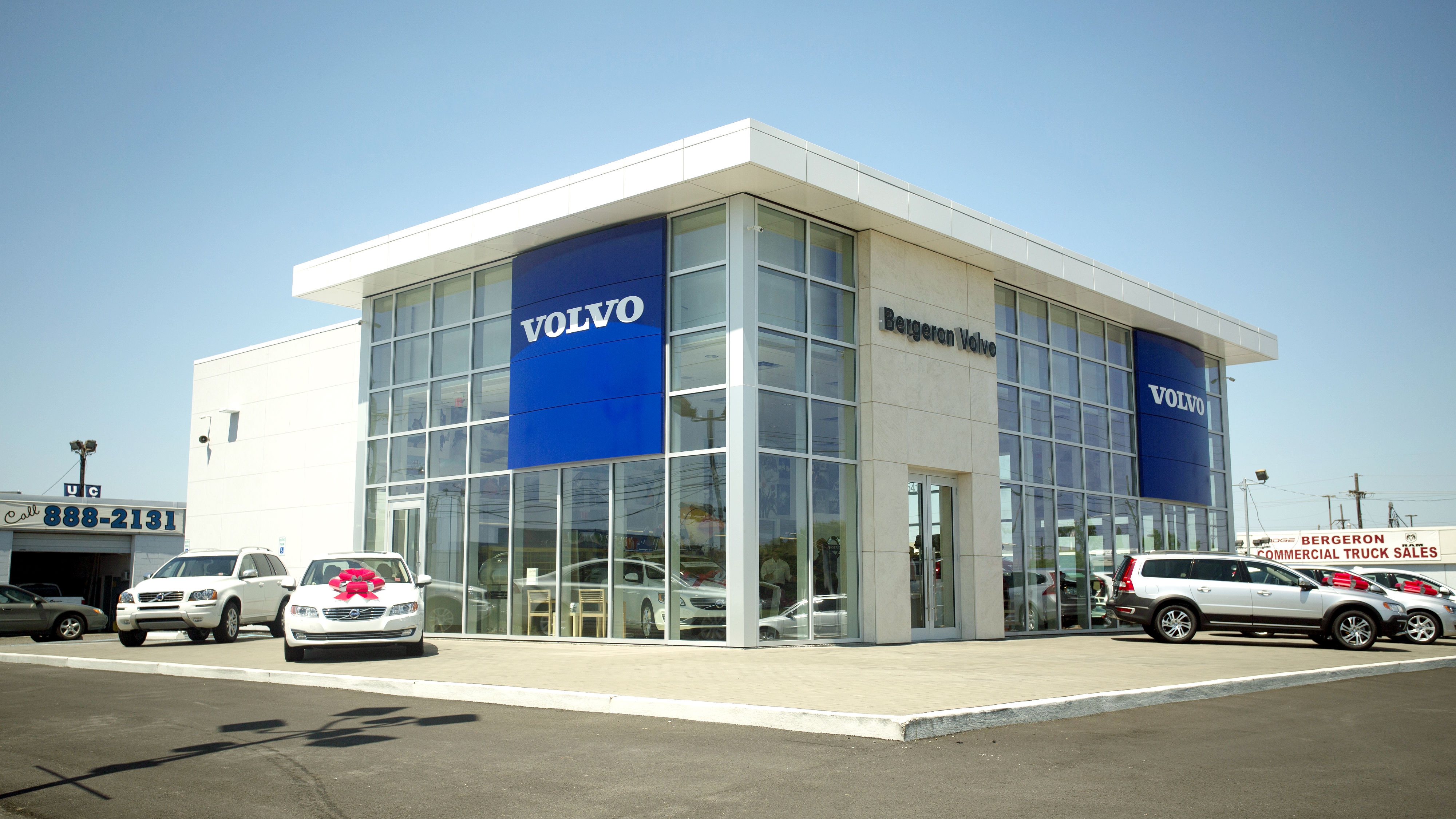 metairie new volvo used car dealer about bergeron. Black Bedroom Furniture Sets. Home Design Ideas