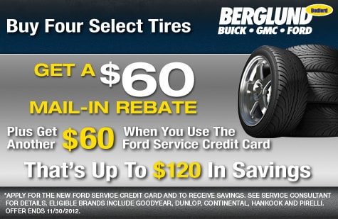 Tire  Credit Card on Berglund Of Bedford Ford   New Ford Dealership In Bedford  Va 24523