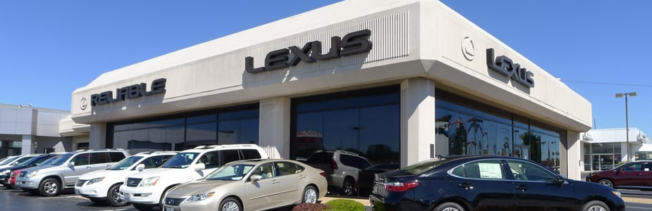 Car Dealerships In Springfield Mo >> Reliable Lexus | Springfield MO Lexus Dealership | Berkshire Hathaway Automotive