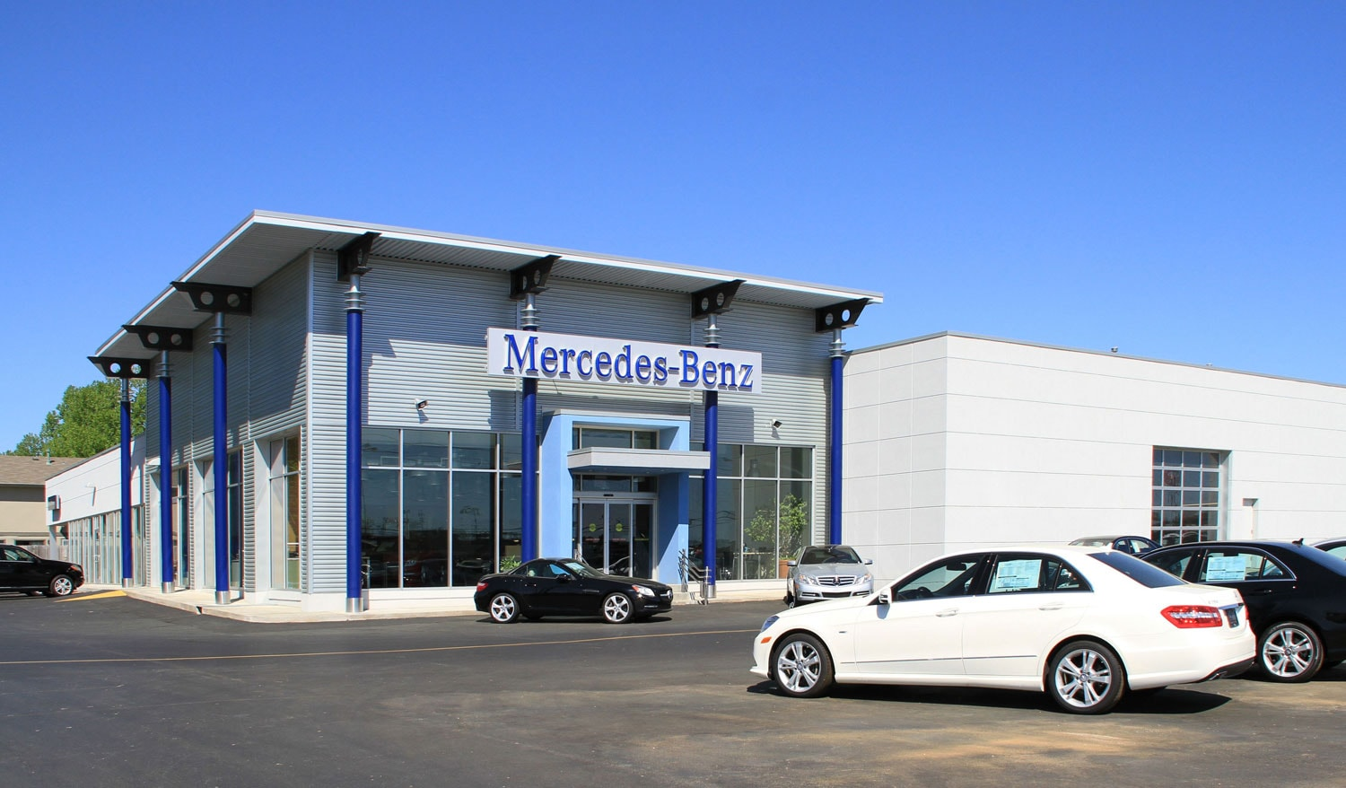 image gallery mercedes dealership