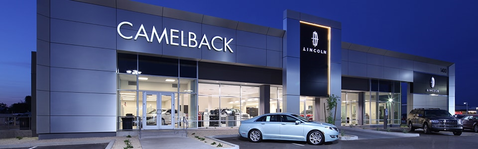 Camelback Lincoln Phoenix Az Lincoln Dealership