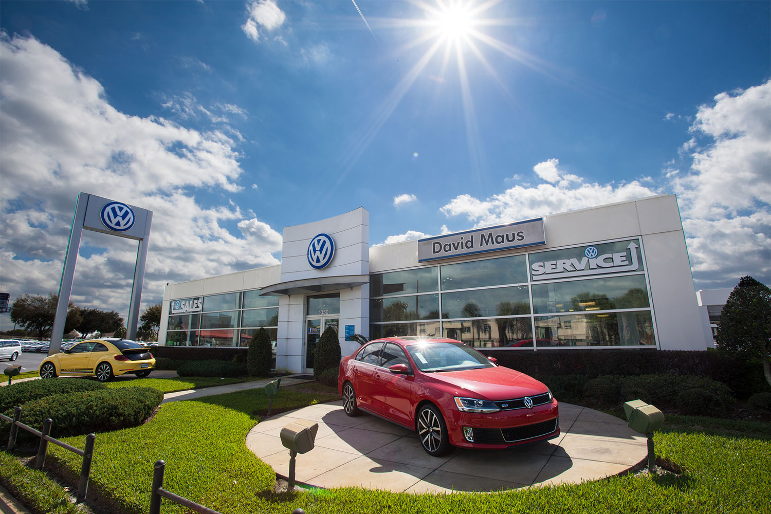 David Maus Volkswagen North Orlando Fl Volkswagen Dealer