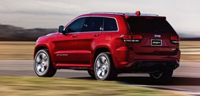 New Jeep Grand Cherokee Exterior Berlin MD