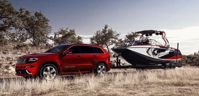 New Jeep Grand Cherokee Performance Berlin MD