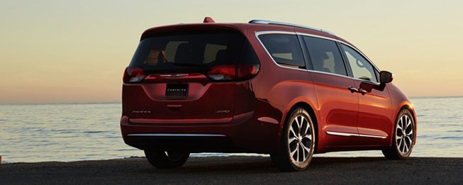New 2017 Chrysler Pacifica for sale in Berlin MD