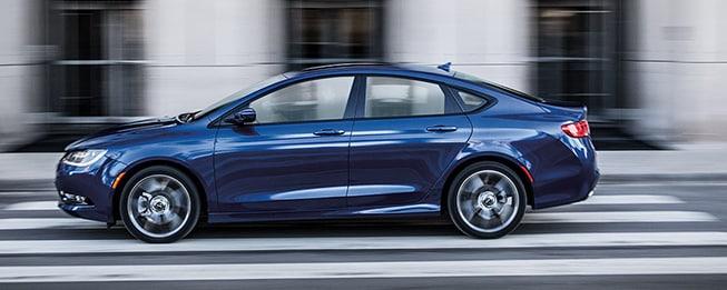 New 2017 Chrysler 200 for sale in Berlin MD