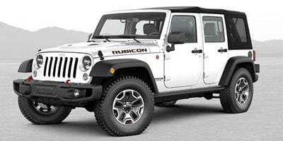 2017 Jeep Rubicon Hard Rock in Berlin MD