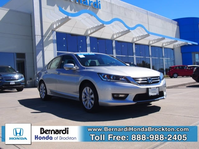 Used 2014 Honda Accord EX-L Sedan Framingham