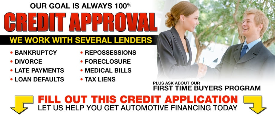 Bernardi Toyota - 100% Credit Approval - Several Lenders