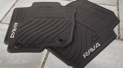 2013 Toyota Rav4 Accessories Genuine Toyota Accessories