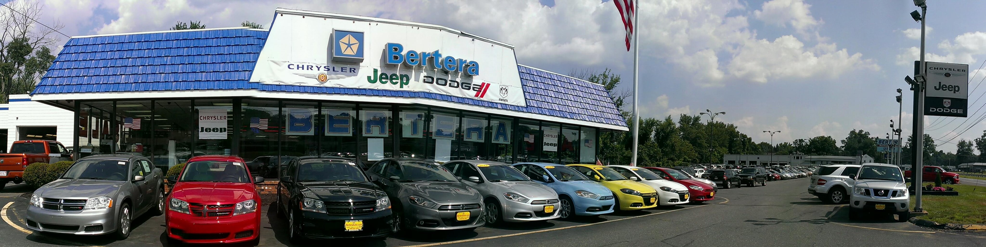 Bertera Chrysler Jeep Dodge West Springfield – My Bike Journey Gallery