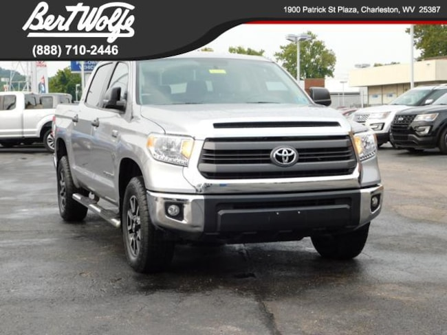 2015 Toyota Tundra SR5 Crew Cab Short Bed Truck