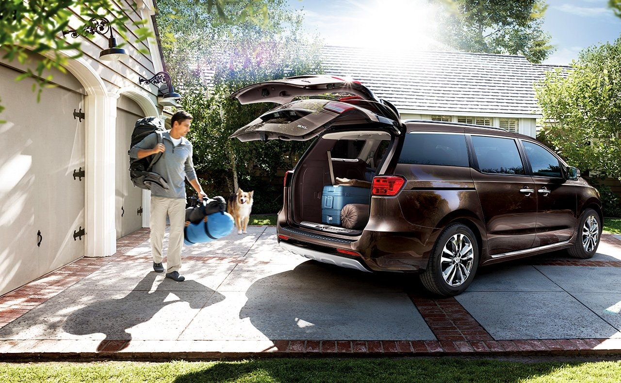 kia sedona for sale - family vacation