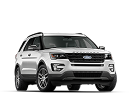 Dearborn Ford Explorer