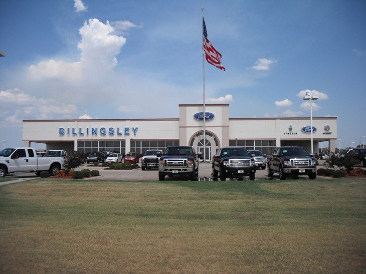 Billingsley Ford Ardmore Used Cars