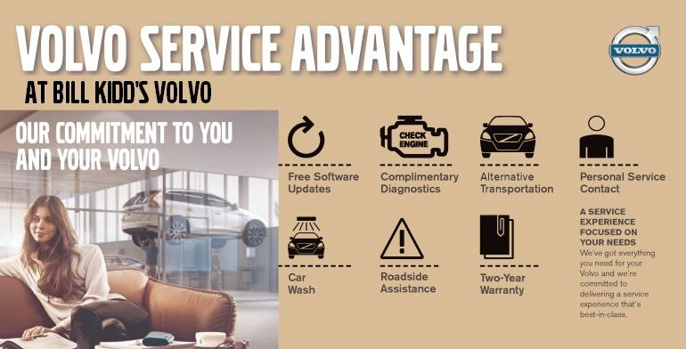 Car Repair & Service at Bill Kidd's Volvo Serving Baltimore | Cockeysville Service Center Near ...