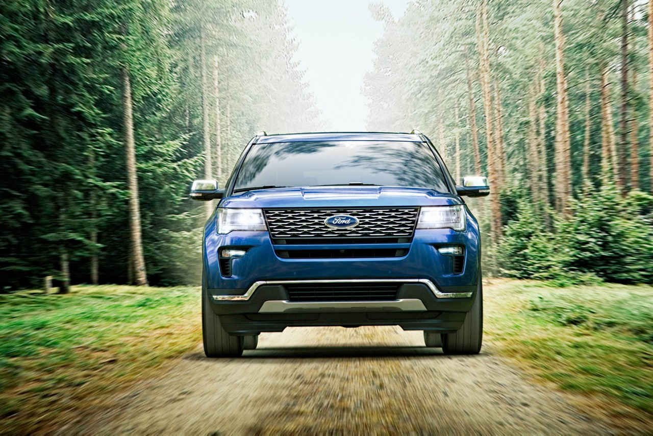 2018 Ford Explorer Capability