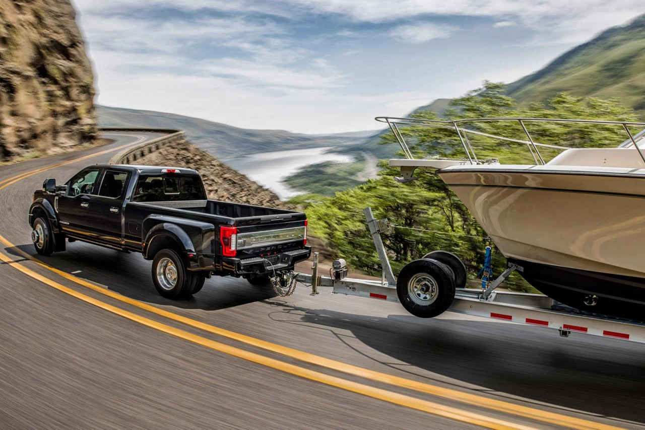 2018 Ford Super Duty Capability