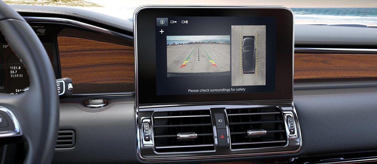 2018 Lincoln Navigator Safety