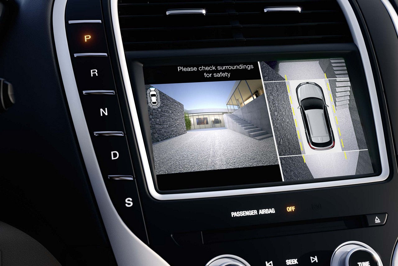 2018 Lincoln MKX Safety