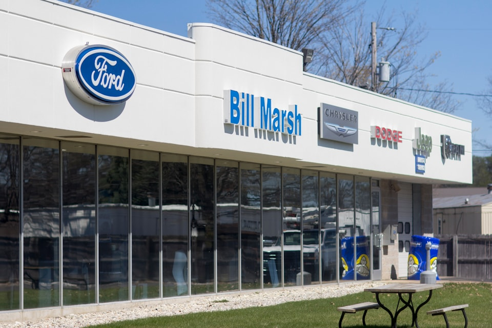 Bill Marsh Price Point Traverse City Michigan