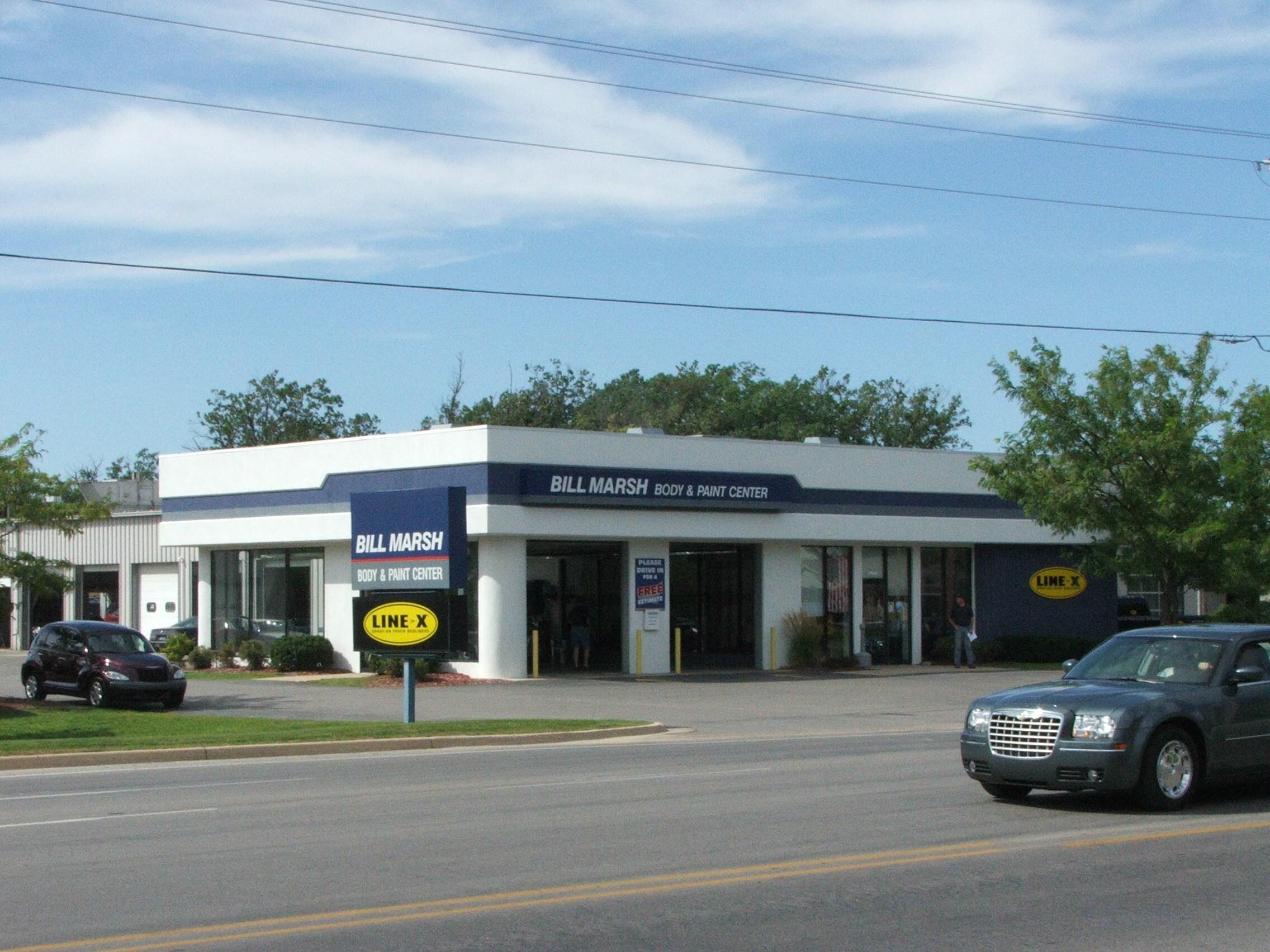 Bill Marsh Traverse City >> Paint Center Auto Body Repair In Traverse City Bill | Autos Post