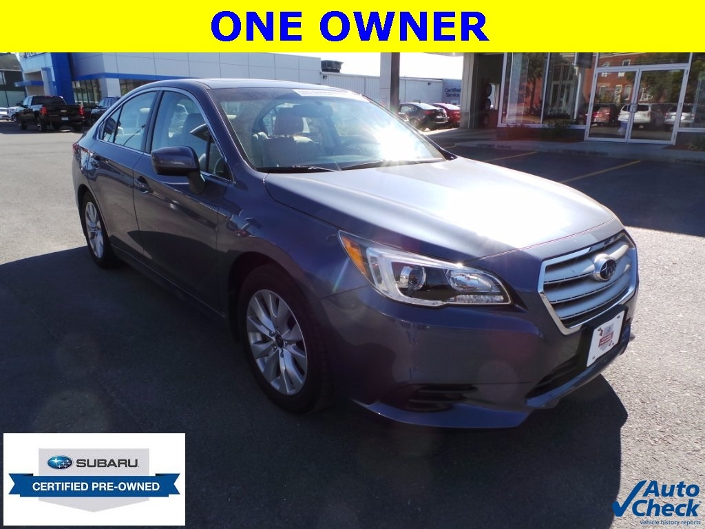 Used 2017 Subaru Legacy 2.5i Sedan Plattsburg, NY