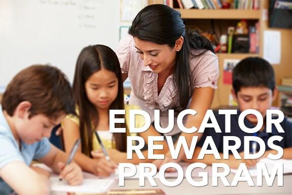 Educator Rewards