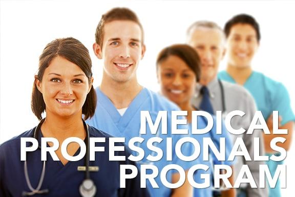 Medical Professionals Rewards