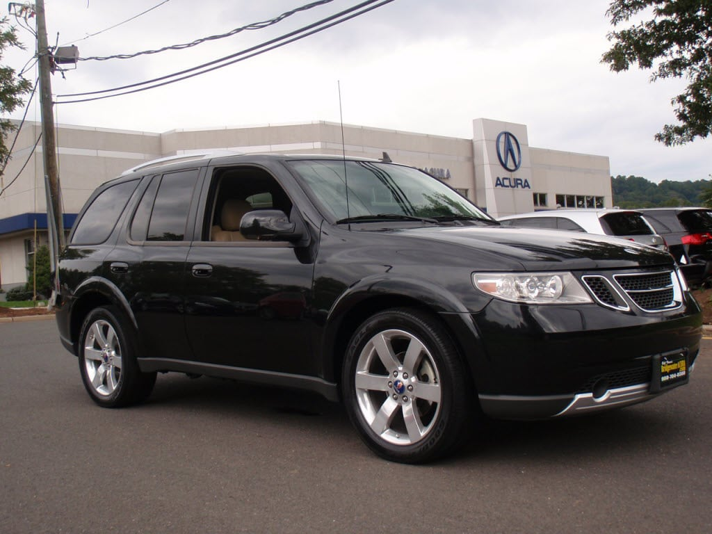 2008 Used Saab 9-7X For Sale Bridgewater, NJ | VIN:5S3ET13H482801707