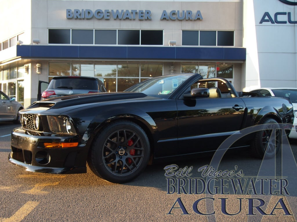 Used 2007 Ford Mustang GT/CS w/Nav Convertible in Bridgewater NJ