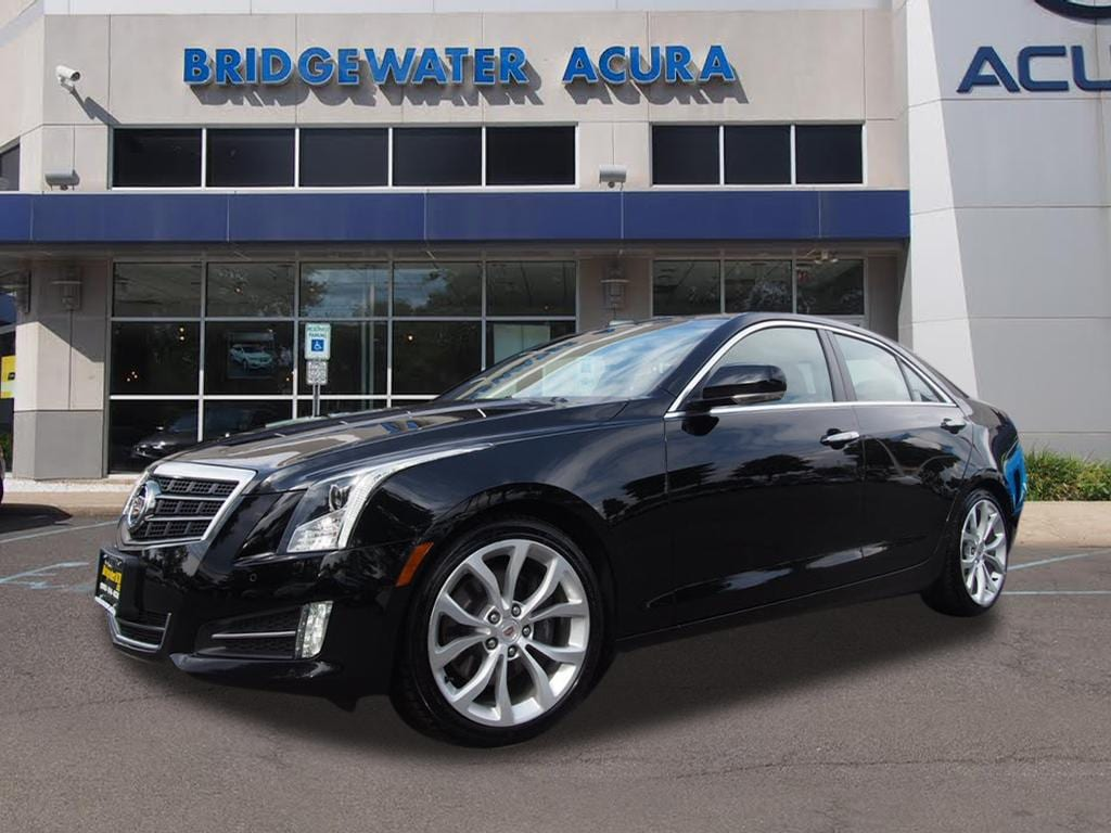 pre owned 2013 cadillac ats 2 0l turbo performance sedan in bridgewater p11106s bill vince s. Black Bedroom Furniture Sets. Home Design Ideas