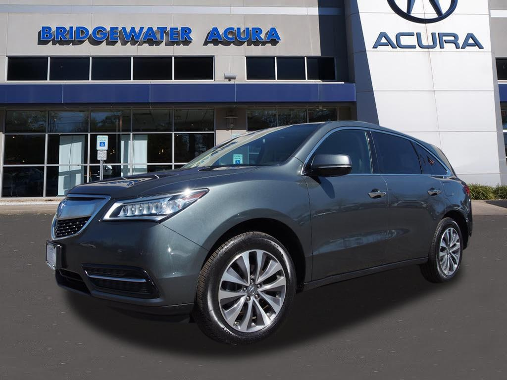 2014 Acura MDX SH-AWD w/Tech SH-AWD  SUV w/Technology Package