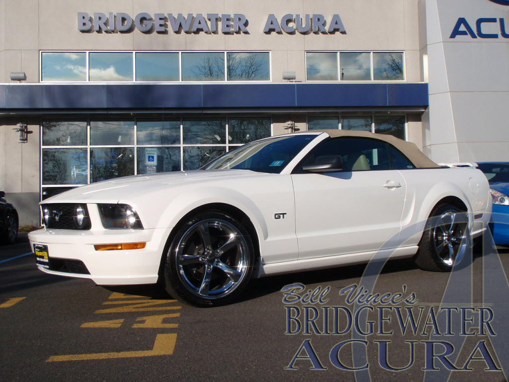 Used 2006 Ford Mustang GT w/Nav Convertible in Bridgewater NJ
