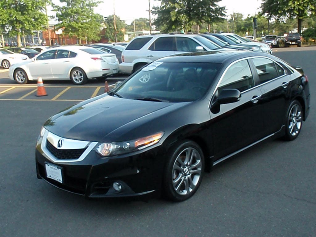 2009 Certified Used Acura Tsx For Sale In Bridgewater Nj