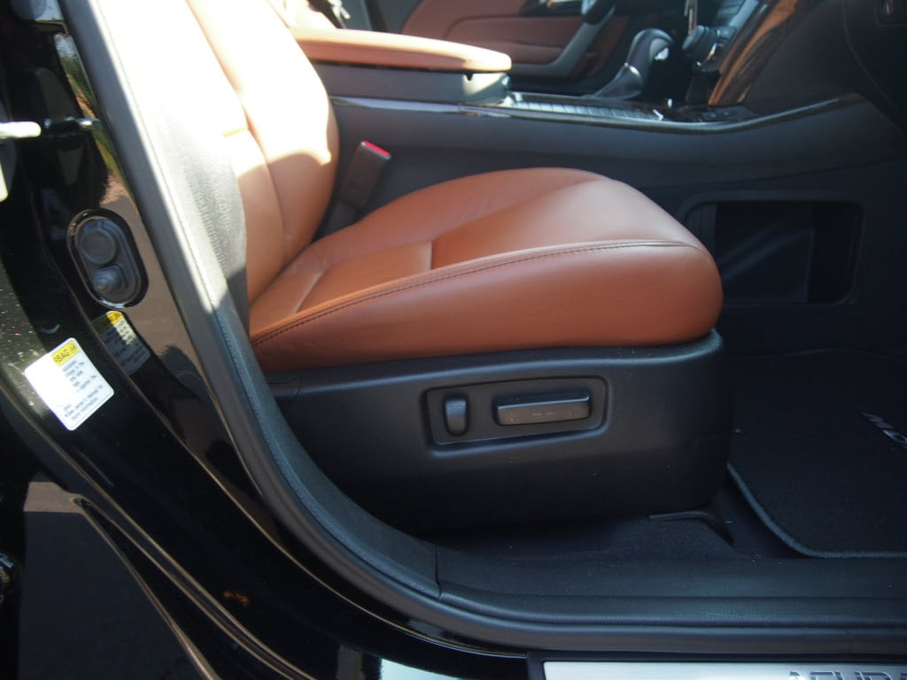 Pre-Owned 2011 Acura MDX 3.7L Advance Pkg Super Handling ...