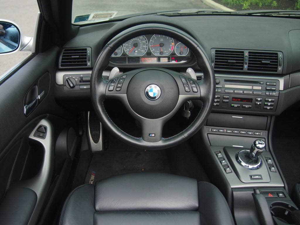 2004 Bmw M3 Convertible Interior Autos Gallery