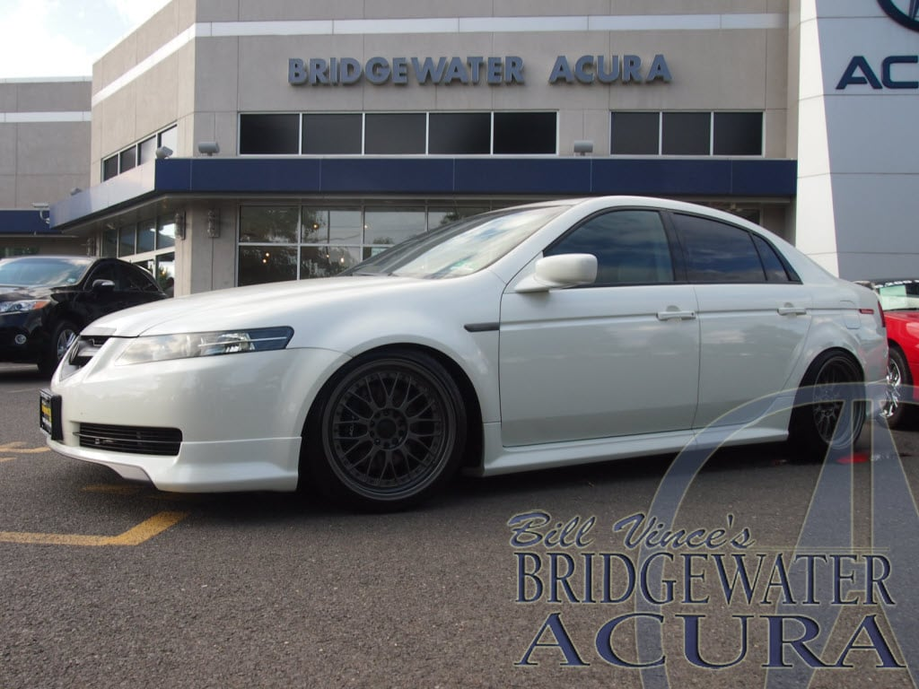 2006 Used Acura Tl For Sale Bridgewater Nj Vin