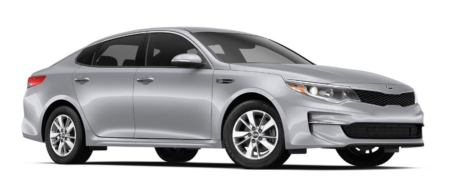 2017 Kia Optima sedan in Ottawa, IL