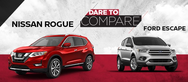 Dare To Compare Rogue vs Escape - Vicksburg, MS