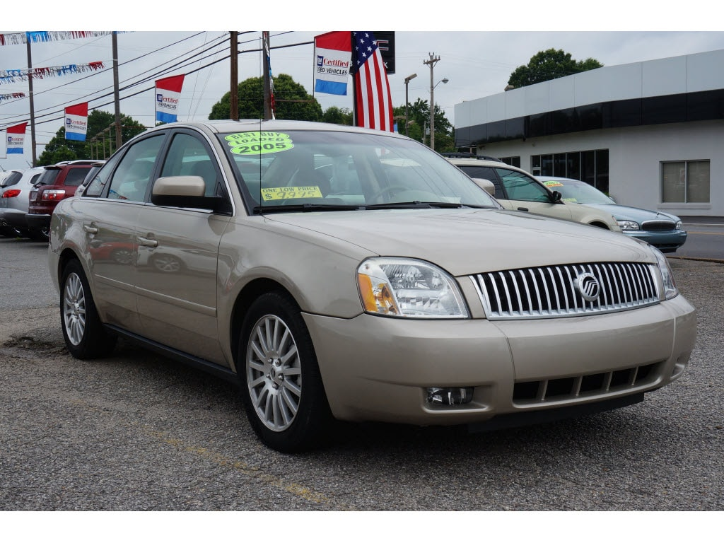 2005 Mercury Montego Premier Sedan