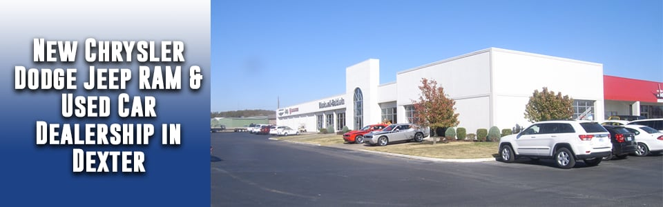Harry Blackwell Dodge of Dexter in Dexter, MO