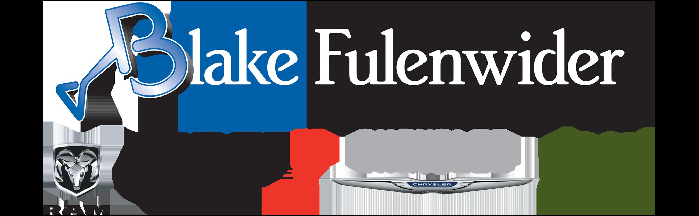 Blake Fulenwider Chrysler Dodge Jeep Ram