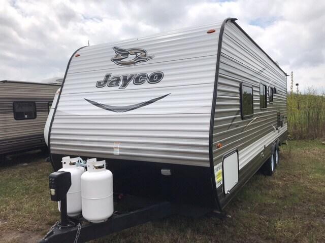 2017 Jayco Jayfli 26 Bh